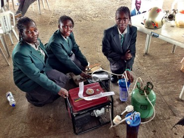 Pee Power is making energy from urine in Africa