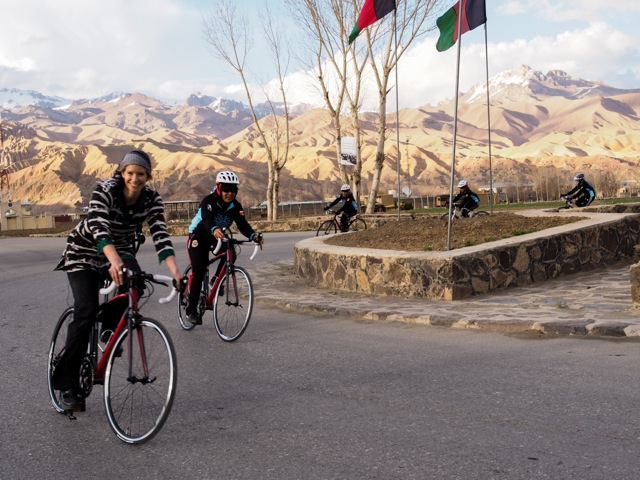 Afghan Cycles, Global Solidarity Ride, Shannon Galpin, afghan girls, cycling in the Middle East, Middle East bicycles, Mountain2Mountain, afghan national women's cycling team