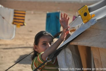 WakaWaka's Solar for Syria gives refugees energy and light [video]