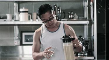 Soylent, a beige goop alternative to eating food?