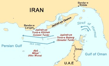 Design a Bridge for the Strait of Hormuz – Crucial Passage for Global Oil