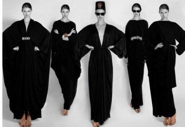 Arabian eco-fashion show asks: how green is your abaya?