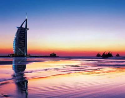 Dubai's Burj Al Arab earns green globe certification ...