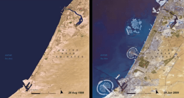 "Amazing ""Atlas"" tracks Arab world habitat destruction over time [video]"