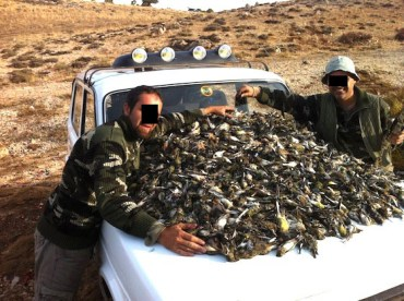Middle East Hunters Promise to Stop Slaughtering Birds