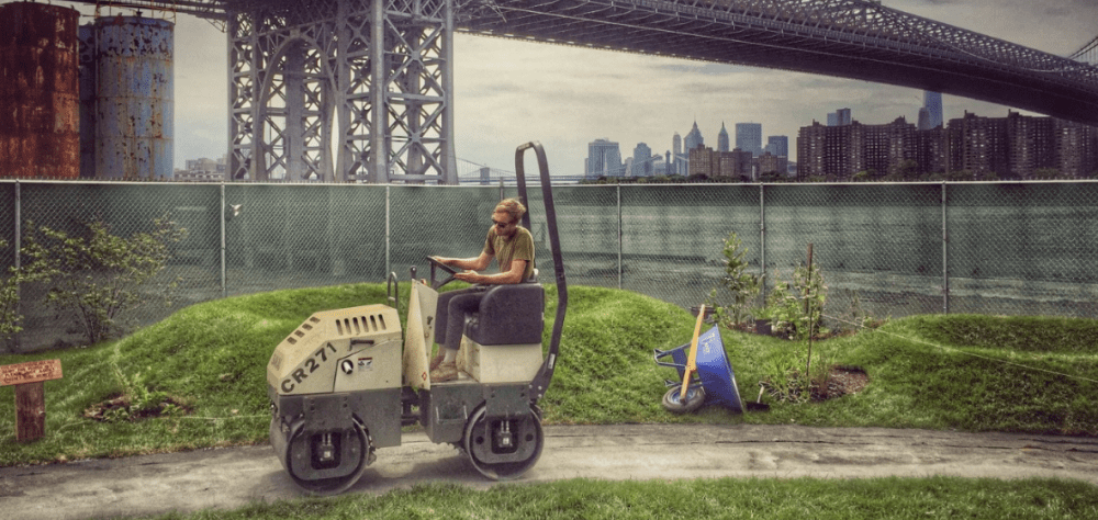 Eat New York City farm feast from city-grown fish and veggies