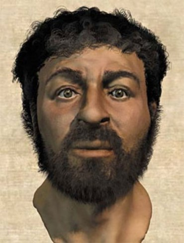 "This is what Jesus Christ's ""selfie"" would look like"