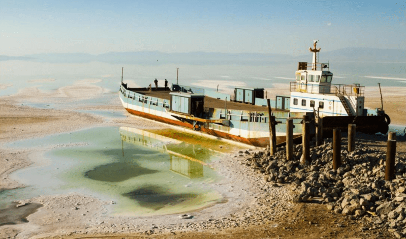Iran's devastated Lake Urmia wins recognition