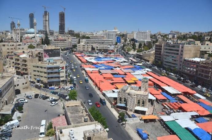 Jordan's Abdali Souk revives in new setting