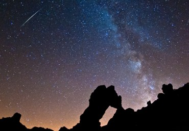 The Greatest Show OFF Earth? Catch this week's Perseid meteor shower!