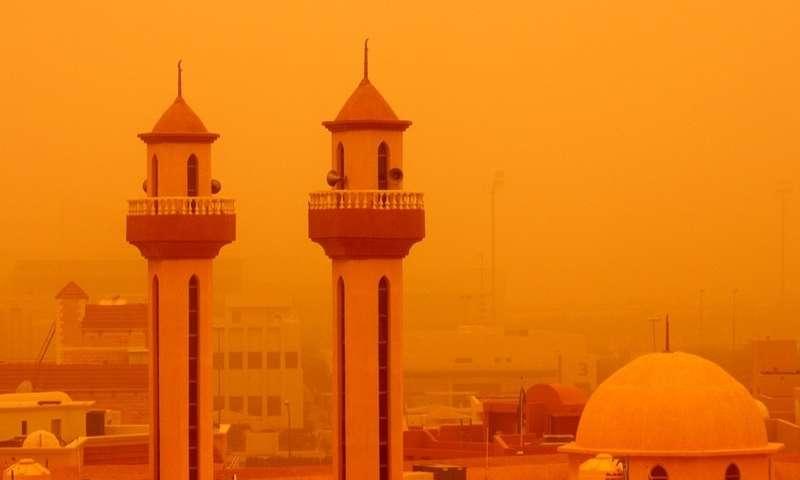 الهجرة الكبيرة من الشرق الأوسط و شمال أفريقيا – هروب من المناخ