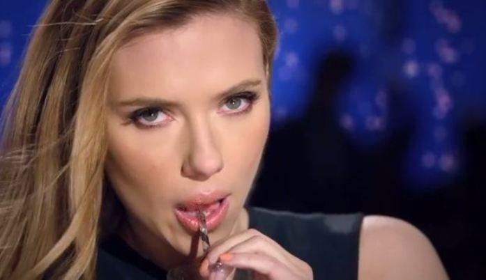 SodaStream stock rises as Scarlett Johansson's banned ad sizzles (video)