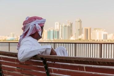 Sharjah air pollution as bad as Beijing