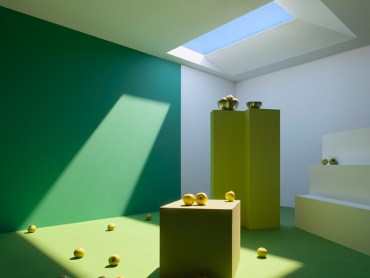 "CoeLux skylights shed ""sunlight"" on windowless spaces"
