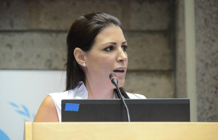 Israeli Sunshine Girl Gets United Nations Prize for Jewish Heart (video)