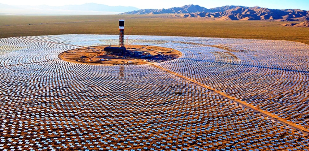 World's largest solar power plant goes live in Morocco