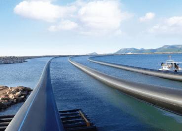 World's longest undersea water pipeline uniting Turkey to Cyprus
