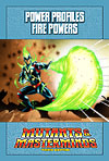 Mutants & Masterminds Power Profile: Fire Powers