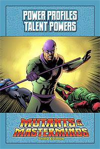 Mutants & Masterminds Power Profile: Talent Powers