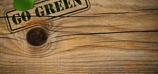 go-green-wood