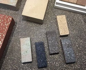 StoneCycling WasteBasedBricks