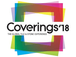 coverings 2018 logo