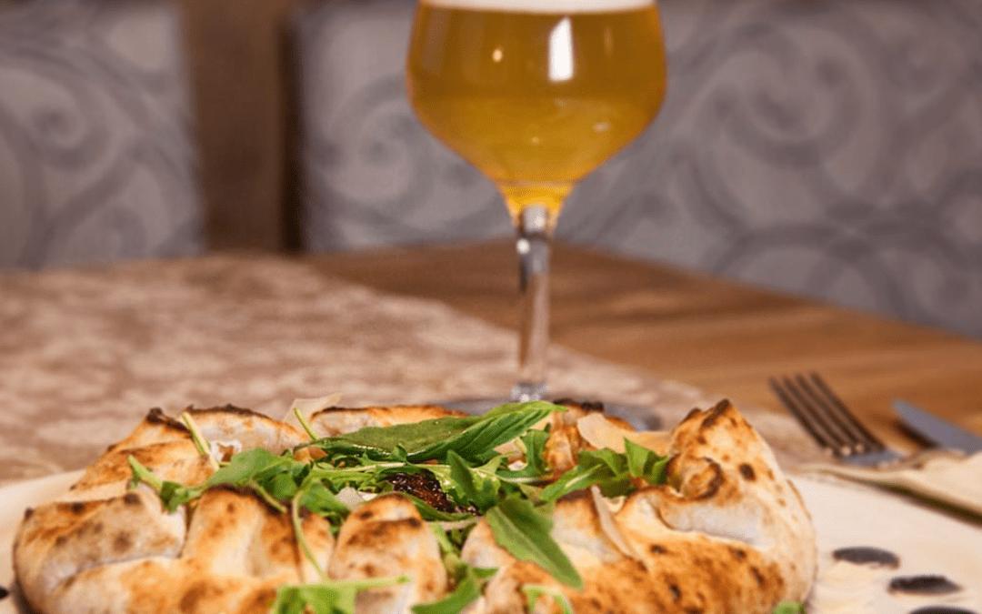 Un'ottima pizza sull'altopiano di Pinè