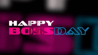 Happy Boss Day HD Wallpapers, Images, Cover, Pictures & Banners