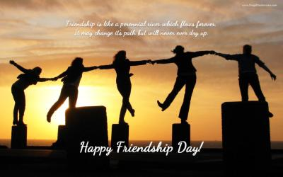 Happy Friendship Day Images, HD Wallpapers, Photos & Pics for Whatsapp DP 2018
