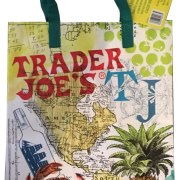 Trader Joe's Reusable Bag – Sail the Culinary Seas