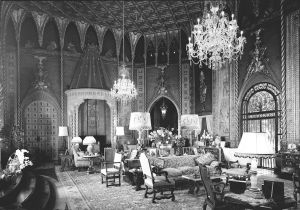 Mar-a-Lago, Living Room, 1967 United States Library of Congress's Prints and Photographs