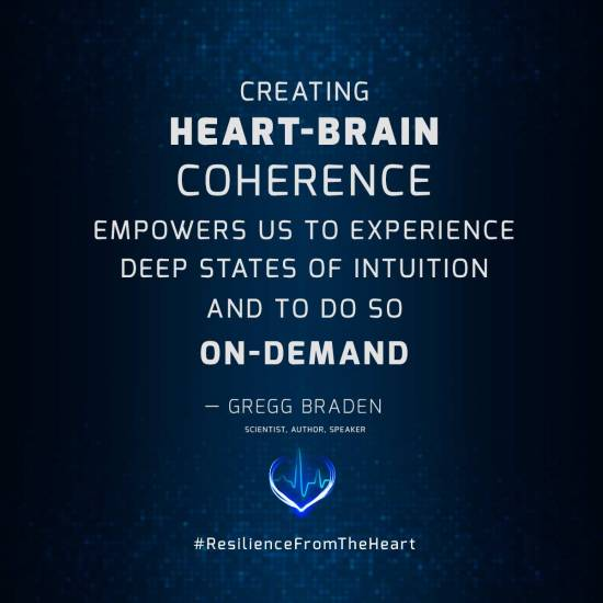Increase Intuition - Heart Brain Coherence for Intuition