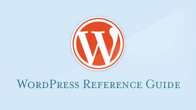 WordPress Reference Guide