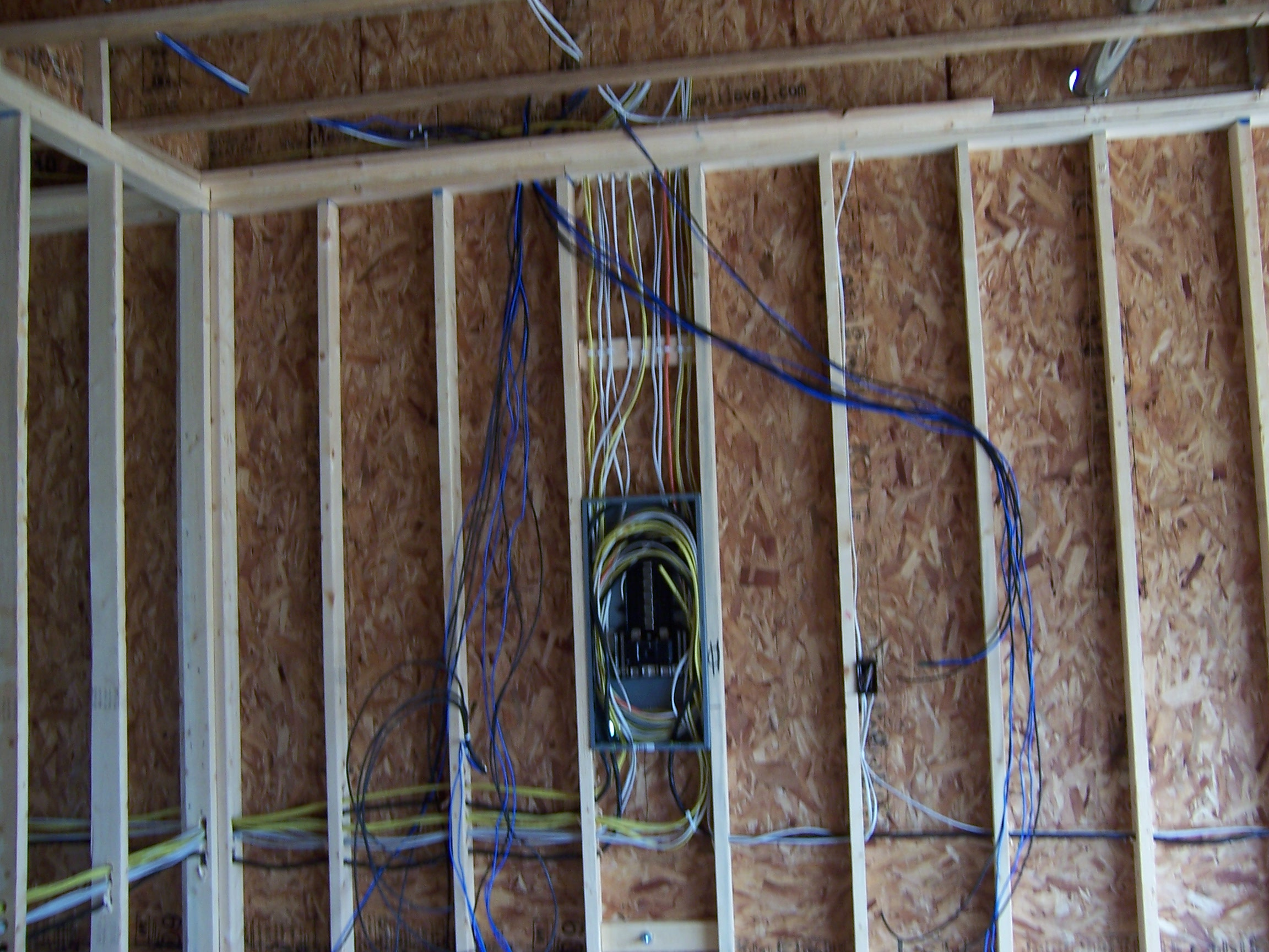 Wiring-and-unfinished-panel