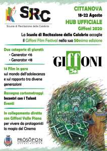 Locandina Giffoni hub