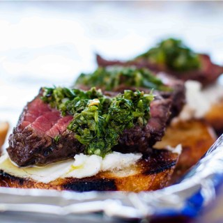 Hanger with Chimichurri - sq