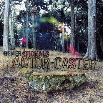 Actor Caster album art