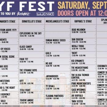 FYF-Fest-Set-Times