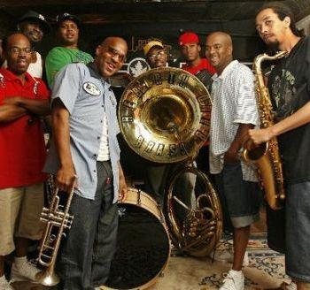 Rebirth Brass Band 400