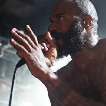 Death Grips at the Echoplex 12/6/12