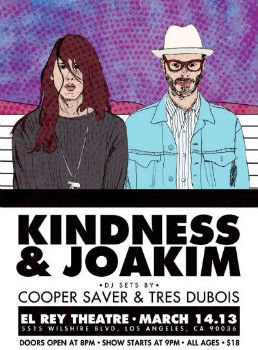 Kindness x Joakim Full Flyer