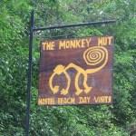 The Monkey Hut at Laguna de Apoyo