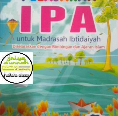 Pelajaran IPA Untuk Madrasah Ibtidaiyah Kelas 1
