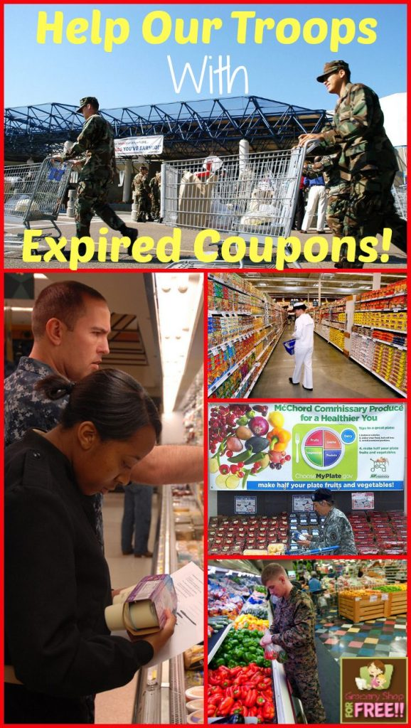 Expired Coupons For Military