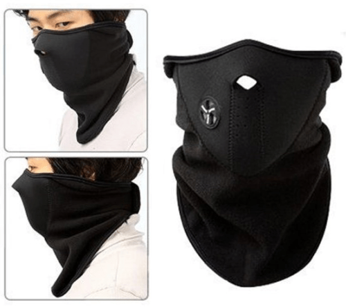 Neoprene Half Face Mask