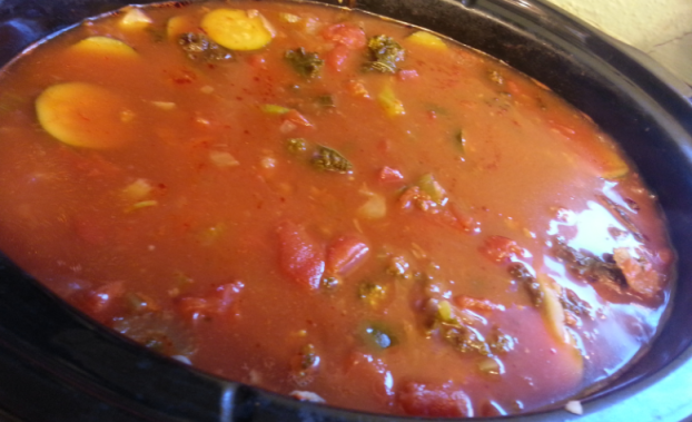 Low Carb, Slow Cooker Soup Recipe!