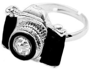 Crystal Film Camera Ring Only $2.75!