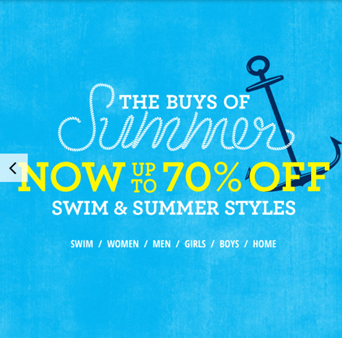 Lands End Summer Sale Up To 70% Off!