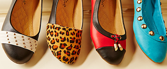 Women's Flats Just $14.99!  Cute Styles!