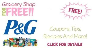 FREE Coupons, Tips, Recipes And More From P&G Everyday!